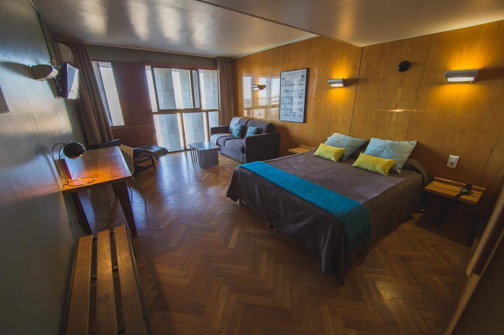 ✅ MEILLEUR PRIX BEST PRICE Hotel Marseille LE CORBUSIER