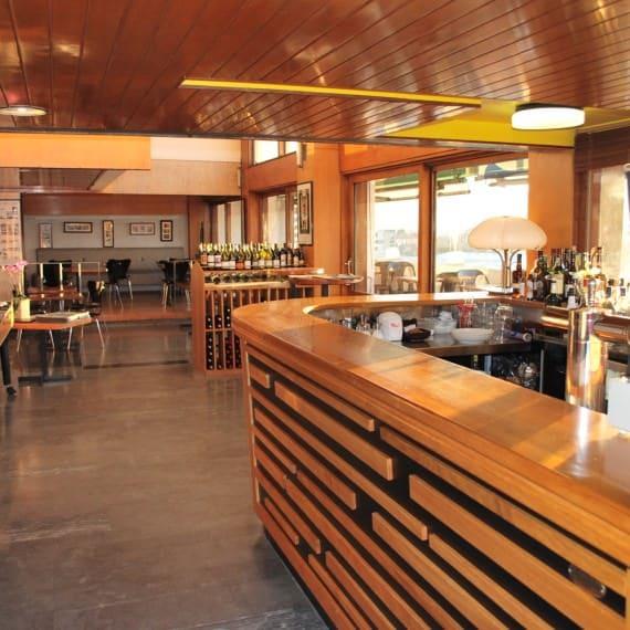 restaurant le corbusier vintage